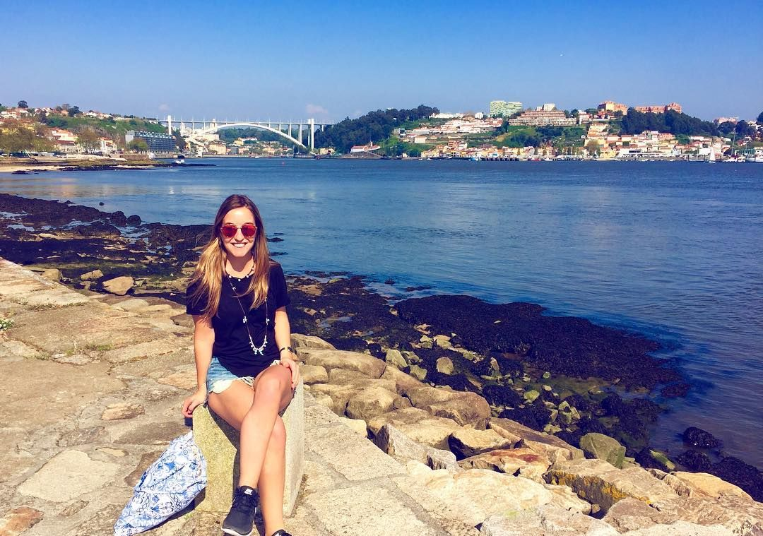 Muito obrigado Porto  #foz #douro #porto #portugal by mjpinochet