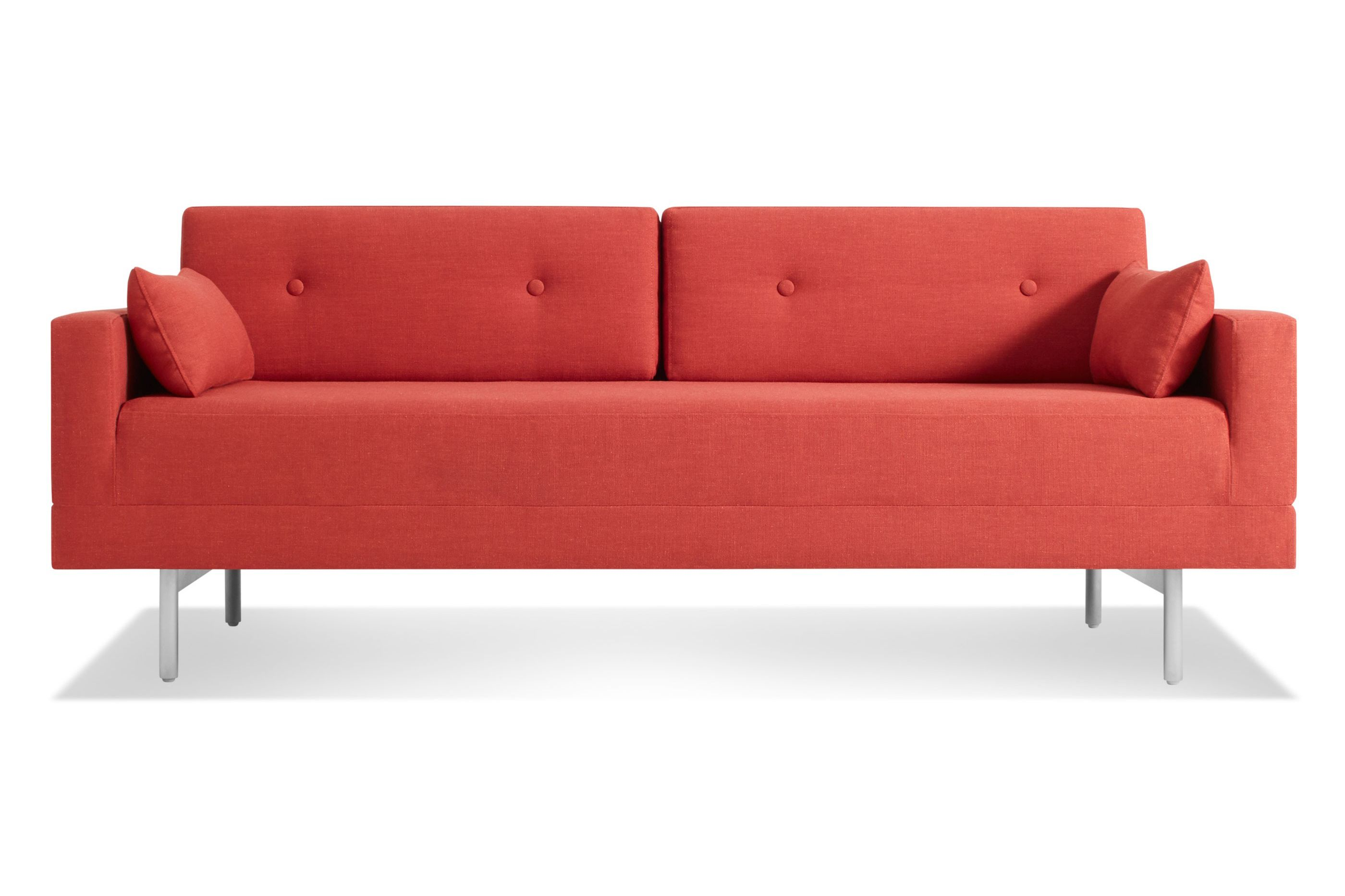 Most Comfortable Modern Sofa Bed Reviewed The Most Comfortable Sofas At Blu Dot Sofa By Peng