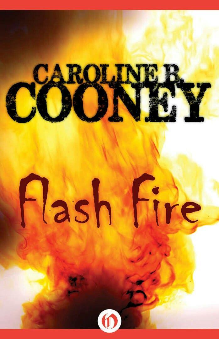 """Flash Fire""  ***  Caroline B. Cooney  (1994)"