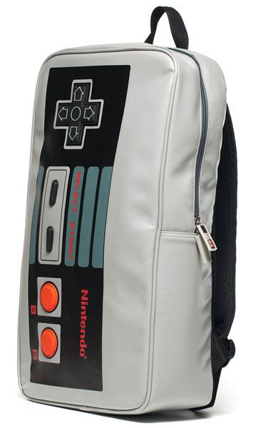 Nintendo Controller Backpack -1ne-stop Channel 4the comic fanatic & Major League Gamer. E-mail all…
