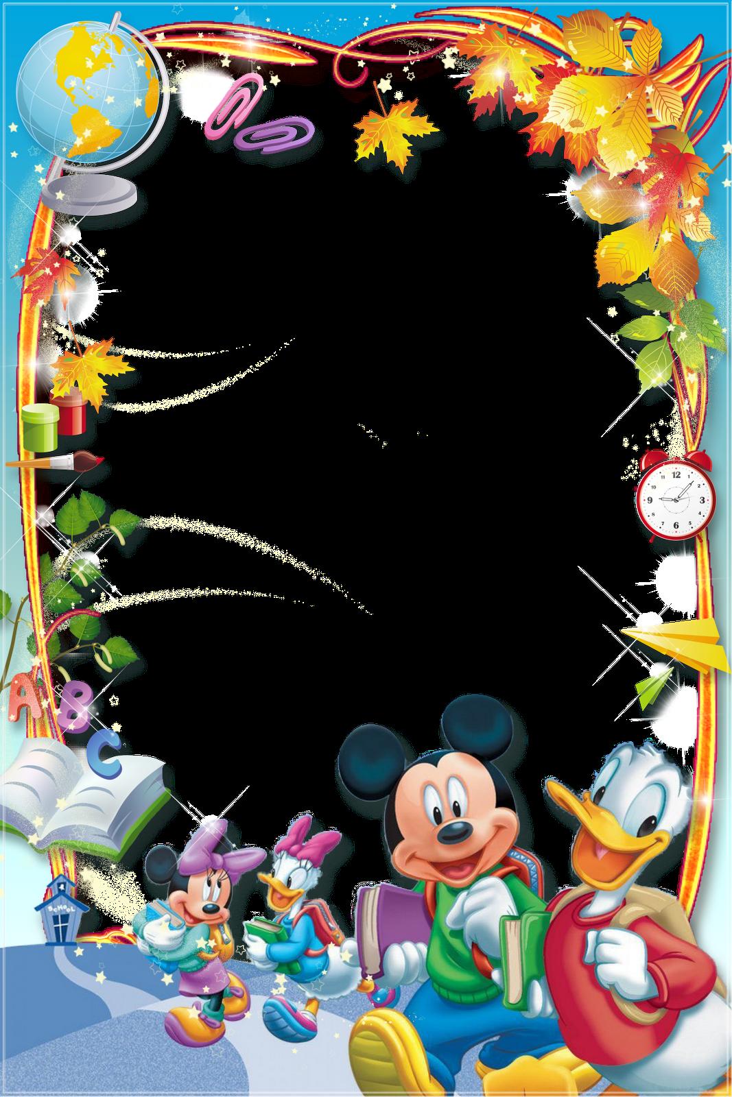 Cartoon Borders And Frames