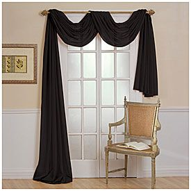 Big Lots Voile Shear Window Scarf White Off White 12 Amazing Deal I Have Purchased Many For Weddin Window Scarf Scarf Curtains Curtains Living Room