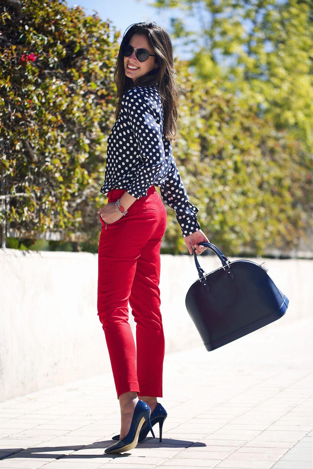 _71B0458 | Ropa de moda, Moda rojo, Moda