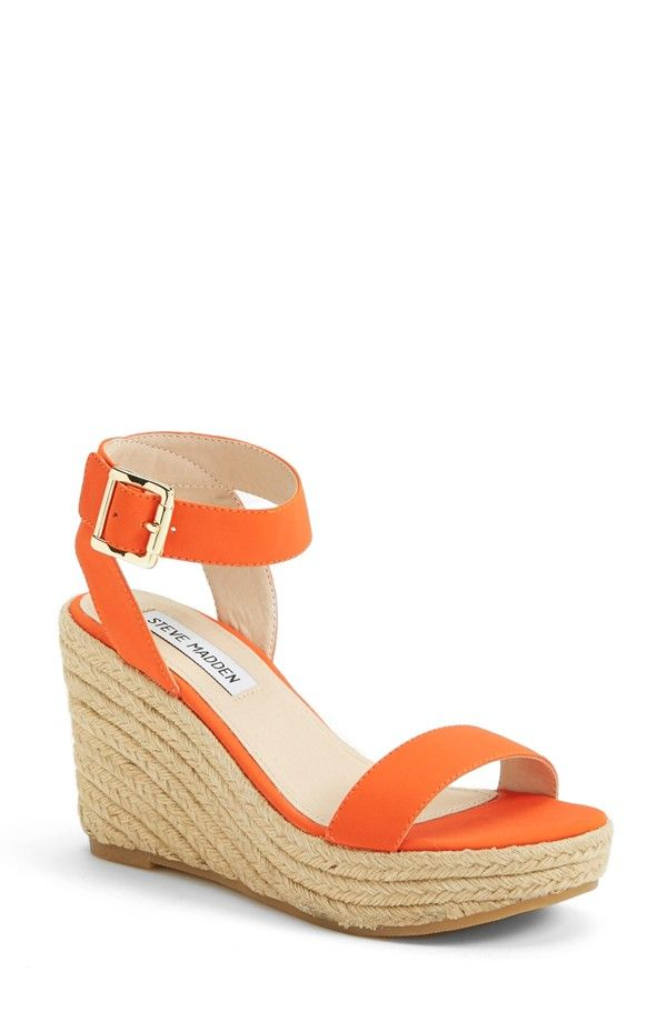Steve Madden 'Seaside' Wedge Sandal