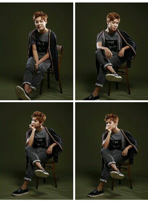 BTS'S JIMIN For K Wave Magazine NO.41