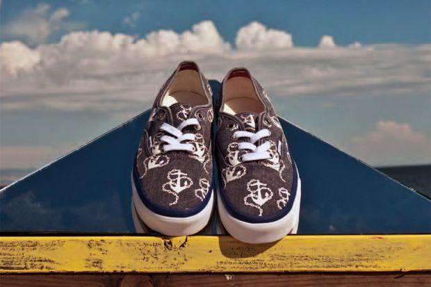 Anchor Vans | Sneakers, Vans authentiques, Vans vintage