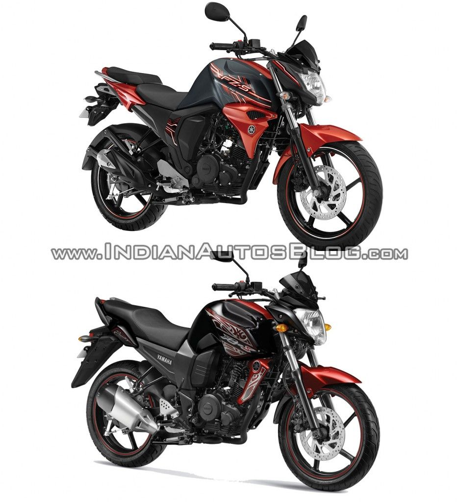 Yamaha Fz Fi V2 0 Series To Sell Alongside Old Yamaha Fz Yamaha