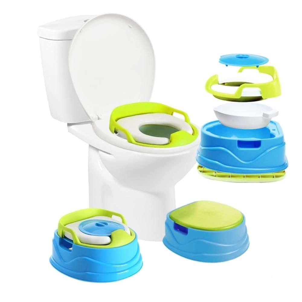 Fantastic Babyloo Bambino Potty 3 In 1 Multi Functional Childrens Theyellowbook Wood Chair Design Ideas Theyellowbookinfo