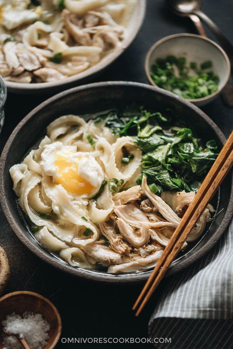 Asian instant soups