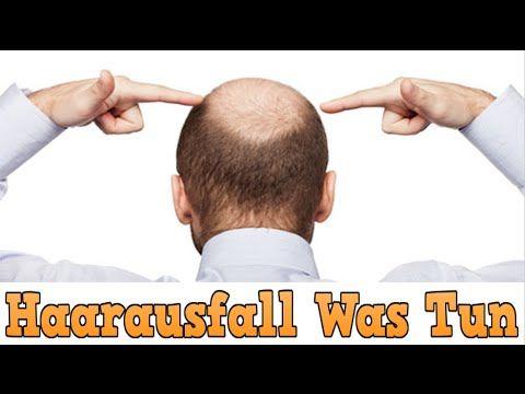 Was Tun Gegen Haarausfall Mann