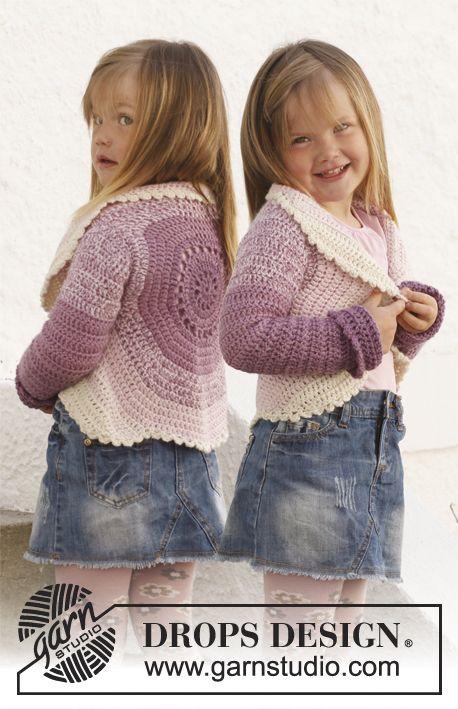 Crochet Circular Jacket Pattern Free Pinterest Best Ideas Crafts