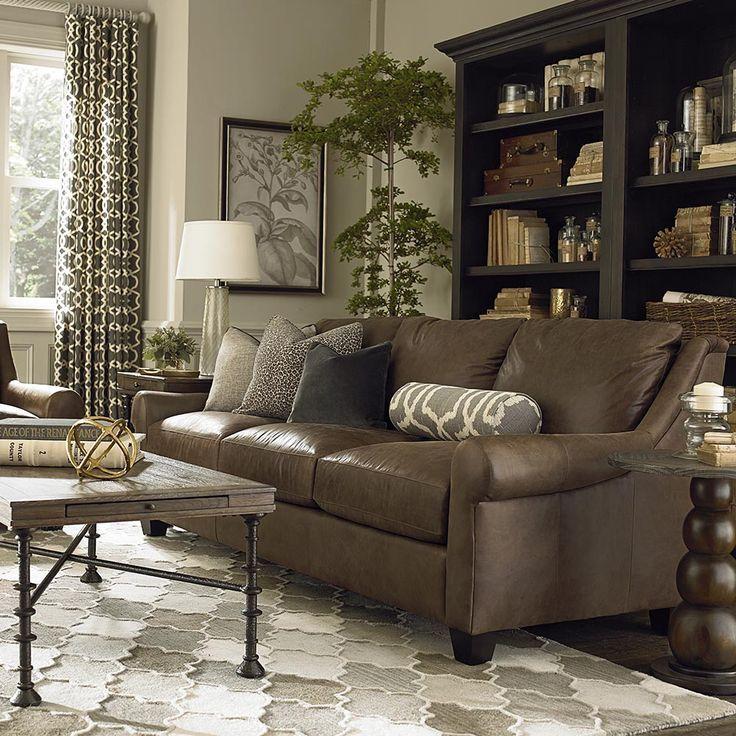 Great Room: American Casual Ellery Great Room Sofa