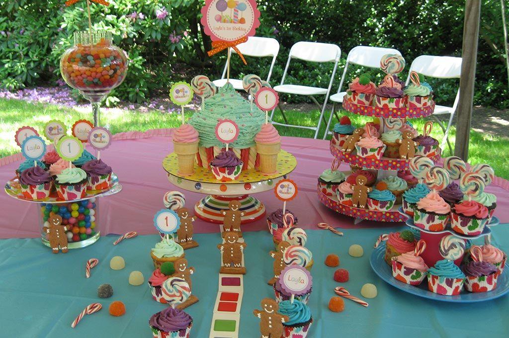 Buffet Di Dolci Per Bambini : Buffet per bambini festa