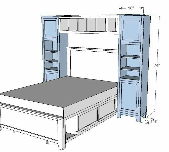 Mueble para rec mara peque a ideas rec maras en 2019 - Muebles para habitacion pequena ...