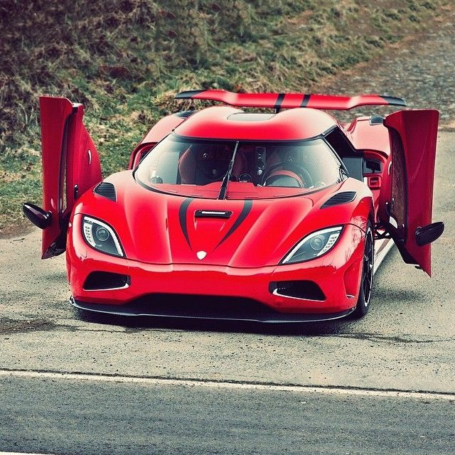 Cool Koenigsegg Agera R The Coolest Thing About This Car Is The - Cool car doors