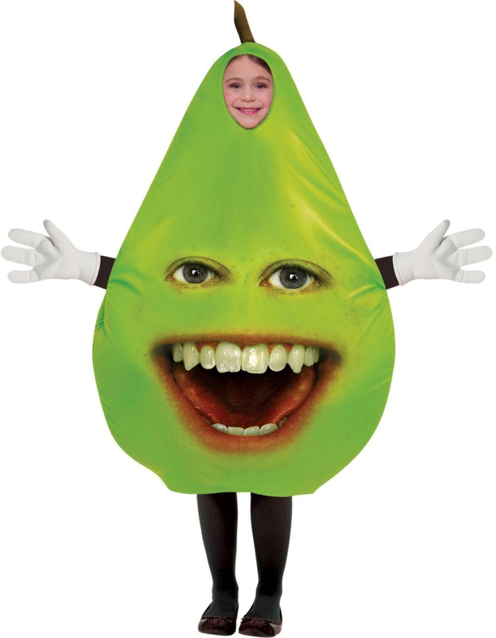 Pear Kids Costume Costumes Halloween