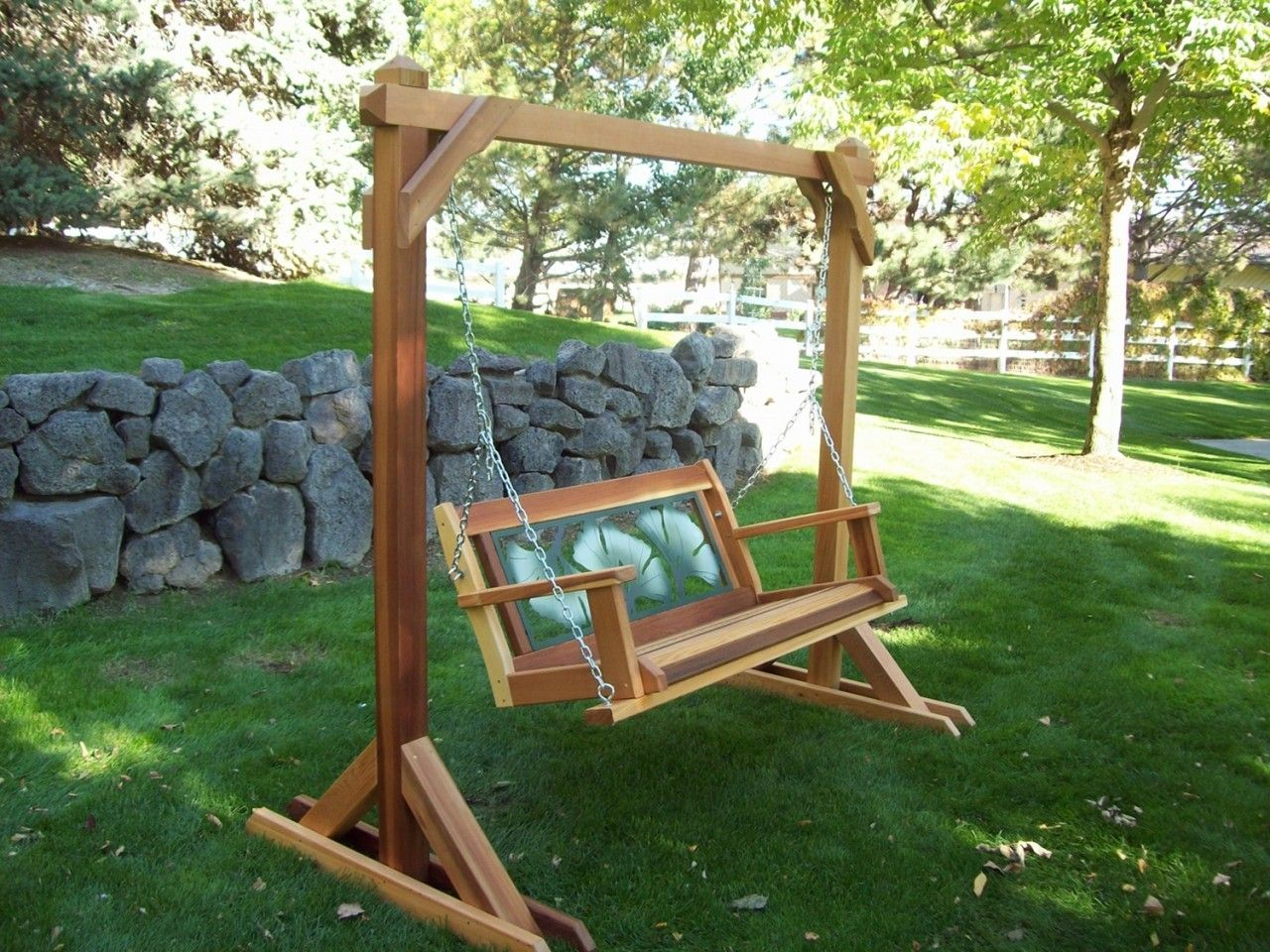 Standard frame for porch swings porch swings porch and swings