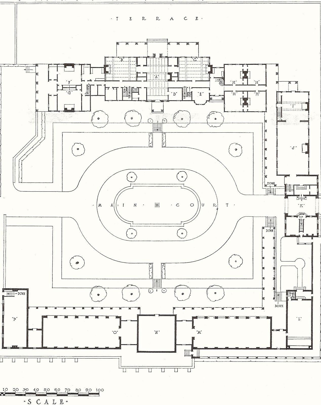 The Breakers Newport Floor Plan Wheatley 1st Floor Gilded Age Mansions Pinterest
