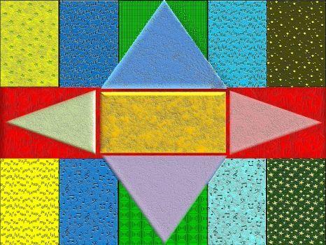 geo B (540 pieces)
