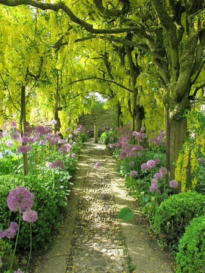 Le Jardin Paysager Tendance Moderne De Jardinage Archzine Fr Garten Sitzecken Garten Gartenarbeit
