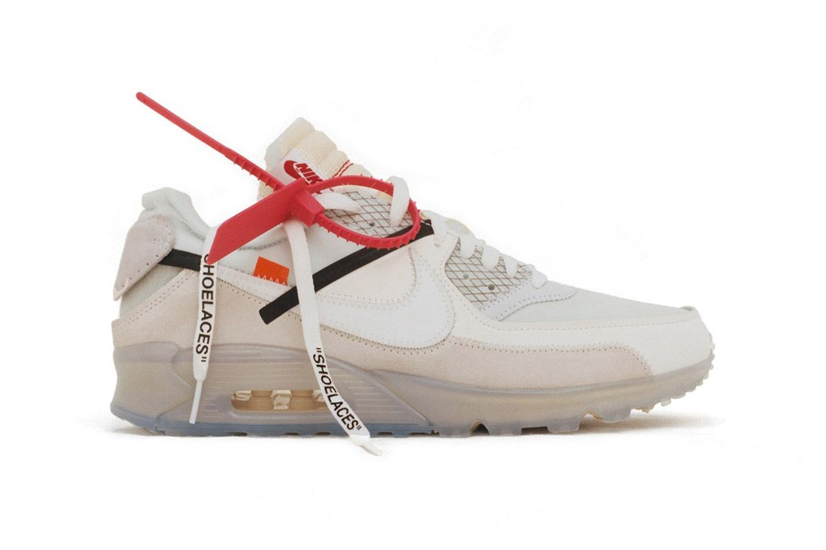 newest 293f7 ce788 This week Virgil Abloh and Nike revealed The Ten, a design project in which  the Off-White designer reconstructed ten of Nike s most iconic