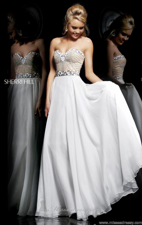 Embellished Prom Dresses 2014