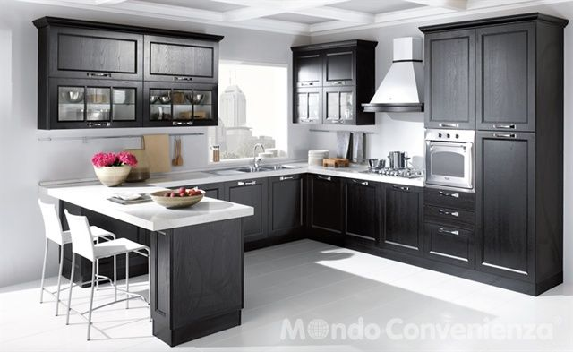 Louisiana - Cucine - Moderno - Mondo Convenienza | HOME | Pinterest ...