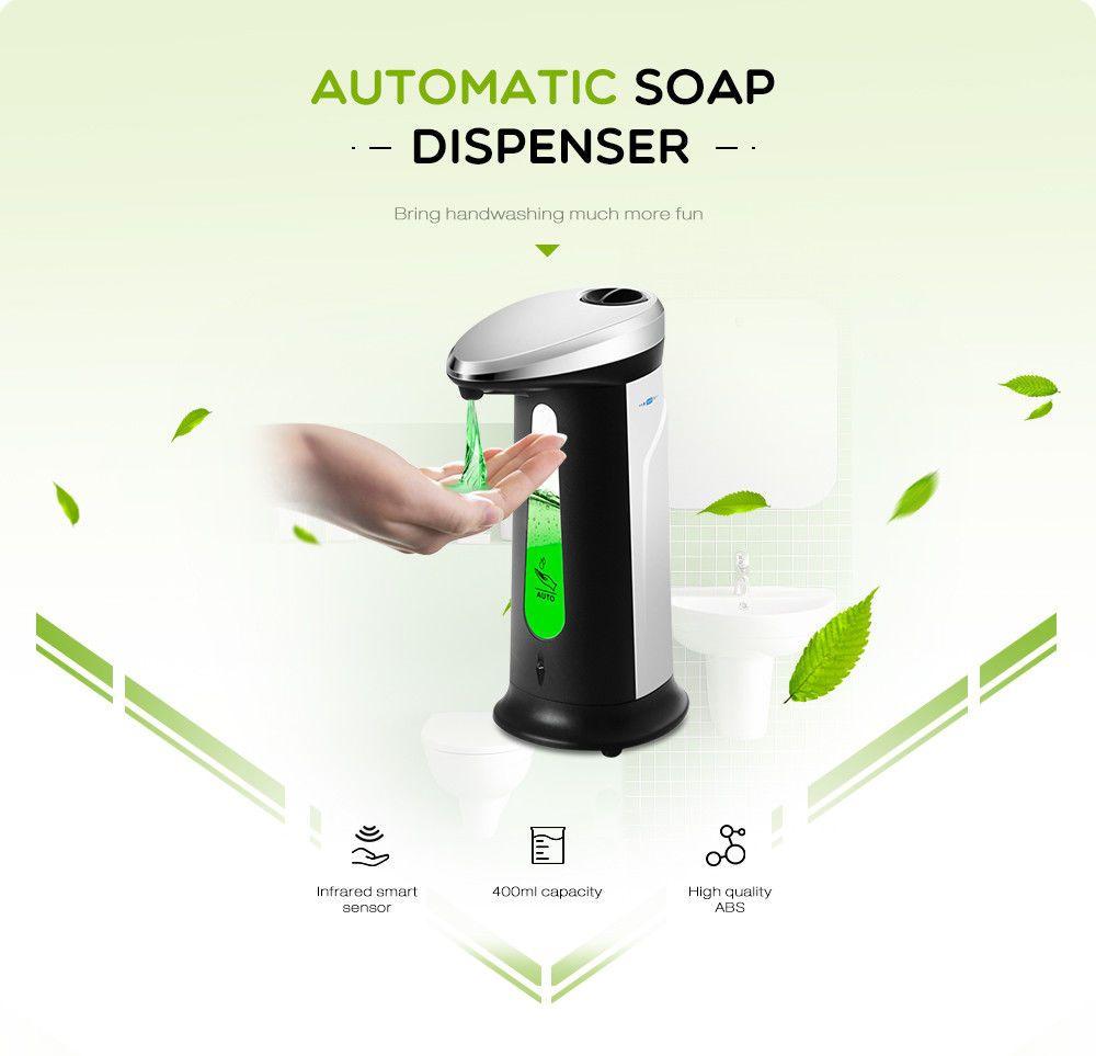 Hand Sanitizer Display
