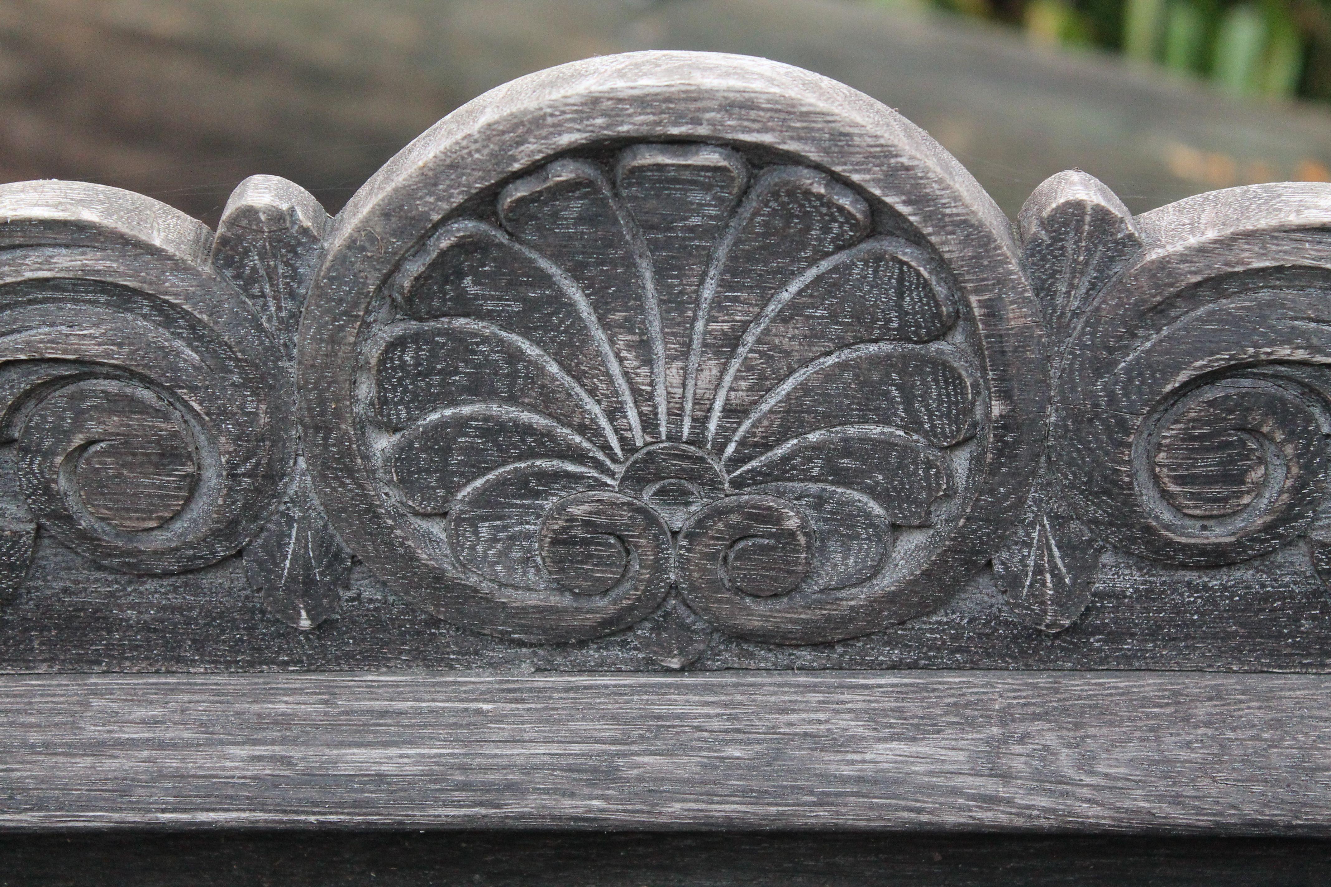 Antique Wood Detail...