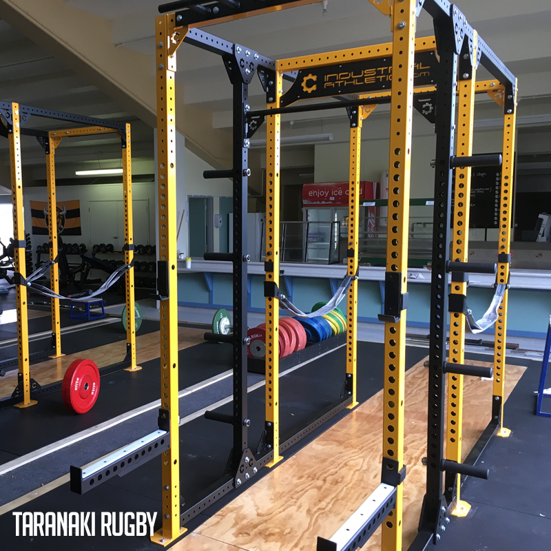 The Cell Is A Fully Customizable Rig And Power Rack Combo Initially Designed To Meet The Needs Of A Professional Sp Squat Rack Workout Accessories Power Rack