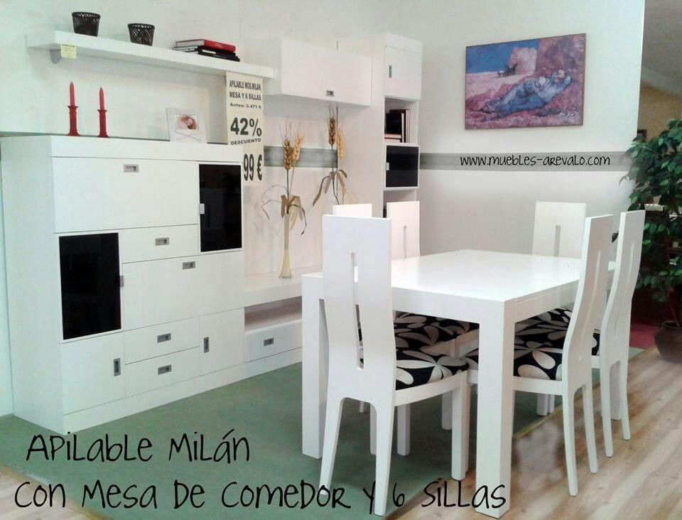 #mueblesofertas #muebles #salon