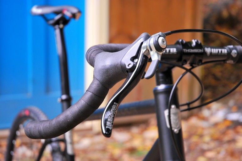 Retroshift Combines Bar End Shifters With Brake Levers Road Bike