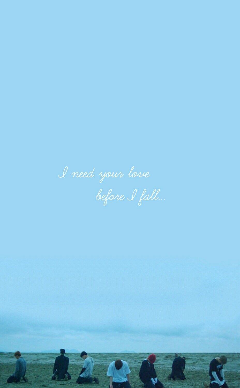 나는 너의 사랑이 필요하다...