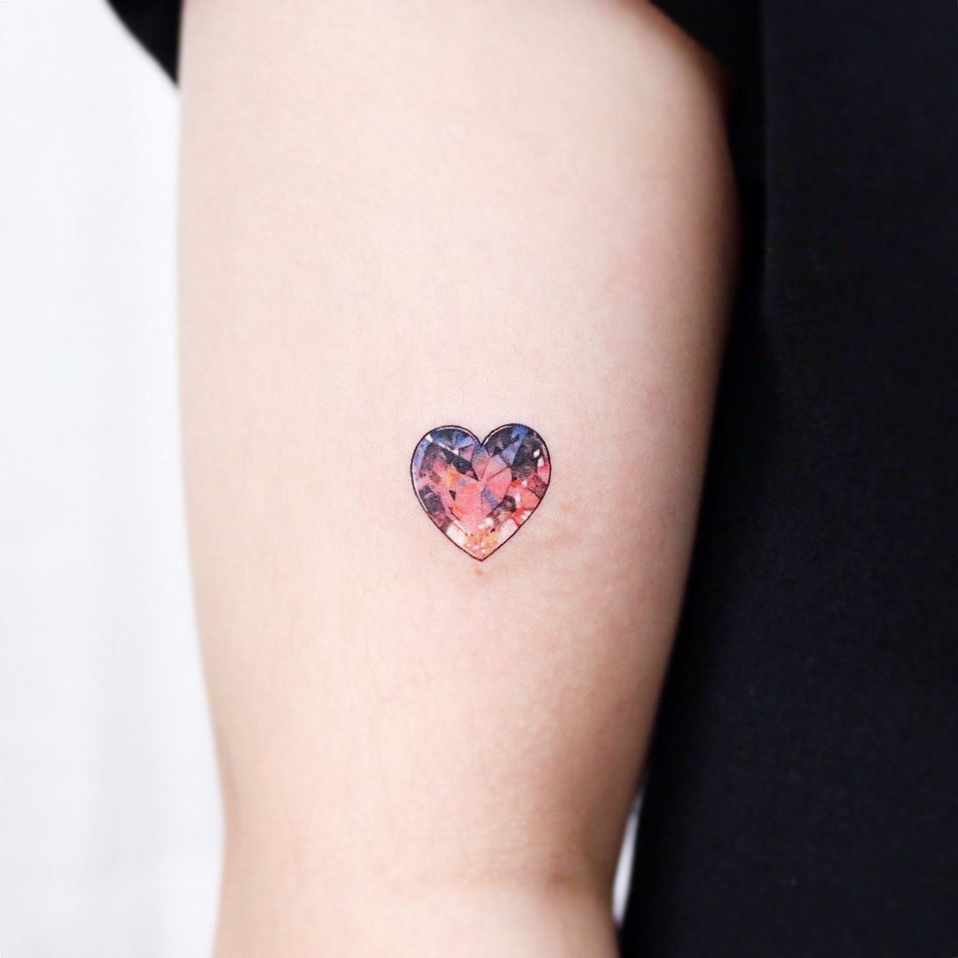 60 Unique Small Watercolor Tattoos For Women 여자 문신 예쁜