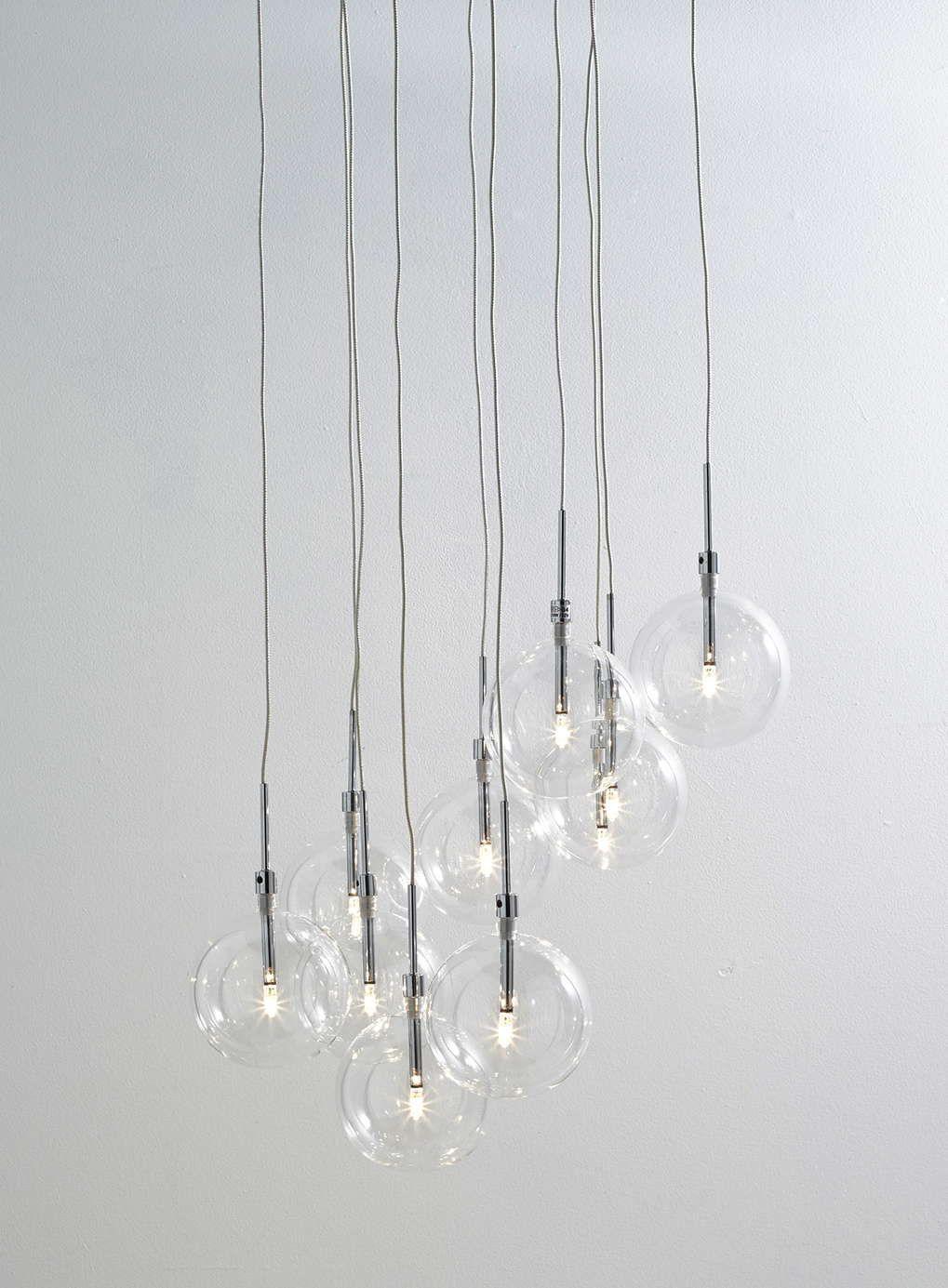 Clear Dee 10 Light Cluster Bhs Ceiling Lights Cluster Lights Lighting Sale