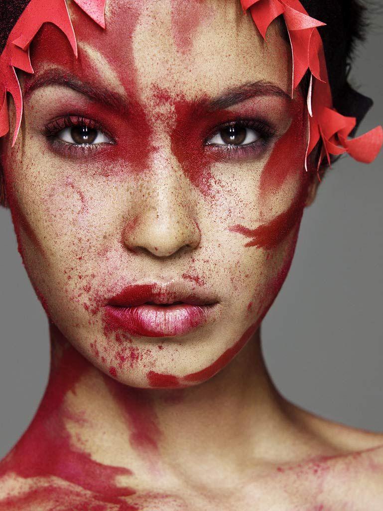 "Felicia ""Fo"" Porter America's next top model, Beauty shots"
