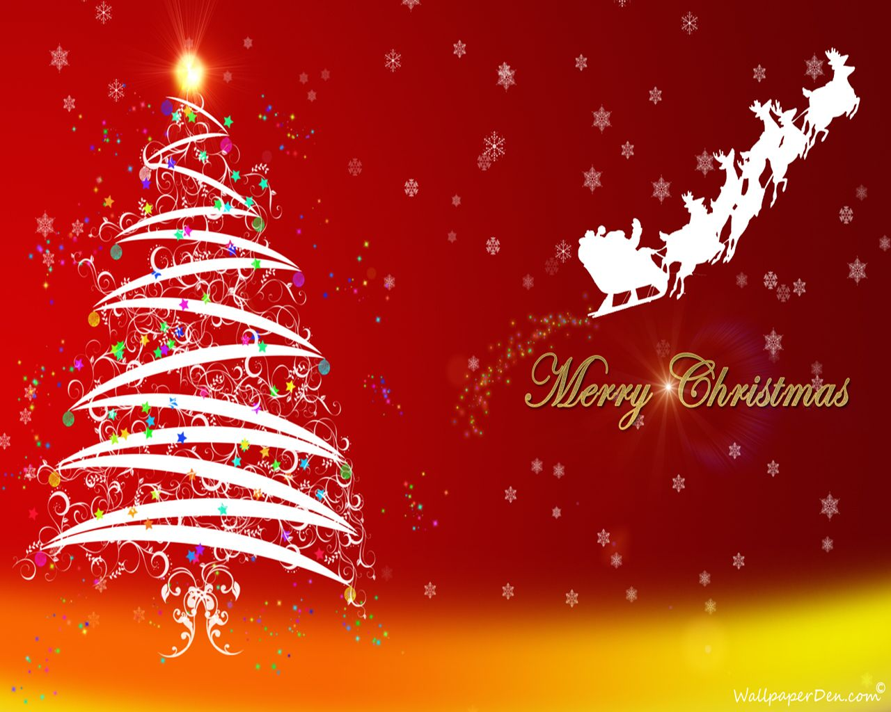 merry christmas free beautiful wallpaper download for your desktop