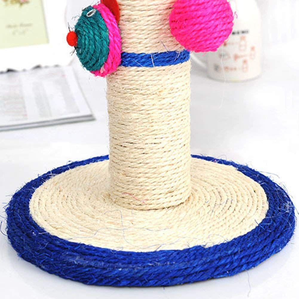 Exttlliy Natural Sisal Cat Scratching Post Pet Scratcher