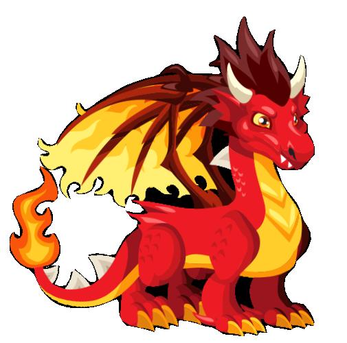 Risultati immagini per dragon city fire dragon