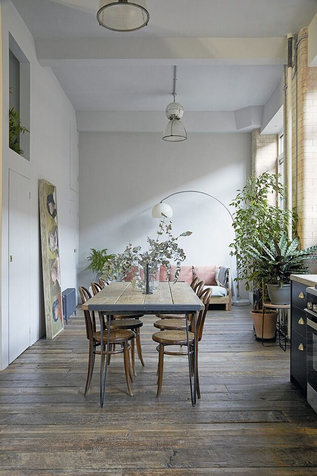A loft apartment in London (With images) | London ...