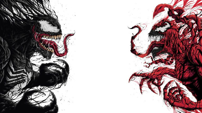 Download 4k Wallpapers Of Venom And Carnage Artwork 4k Wallpapers Artwork Wallpapers Behance Wallpapers Carnage Wallpapers Carnage Marvel Carnage Artwork