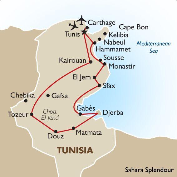 cautand om in Tunisia