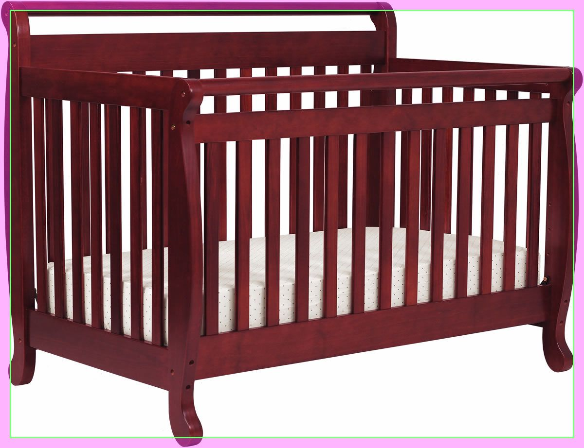 Pin On Baby Crib Old Toddler Bed