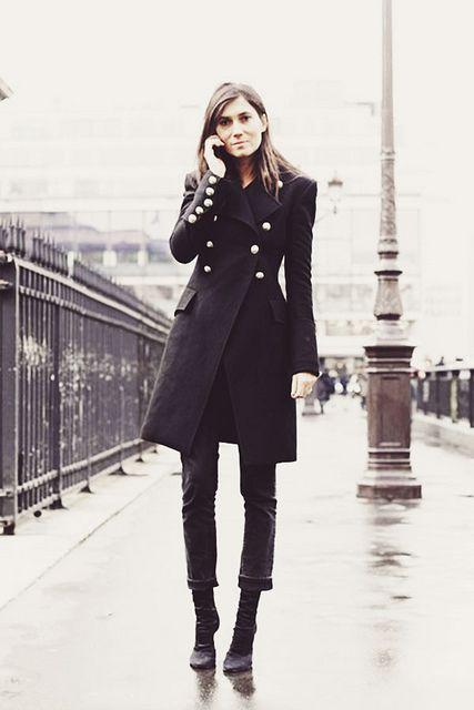 fashion inspiration | style icon : Emmanuelle Alt