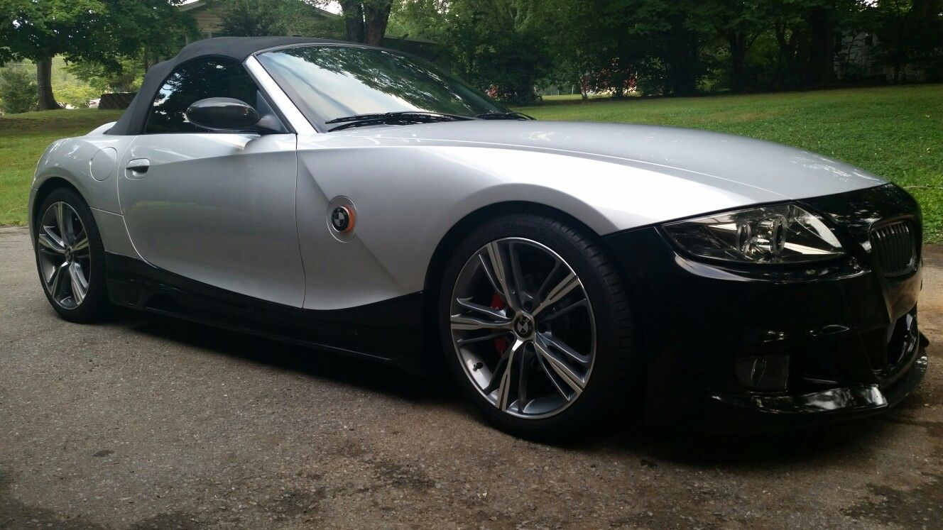 Love My E85 6 Months In And She Is Looking Great Bmw Z4 Bmw Automotive