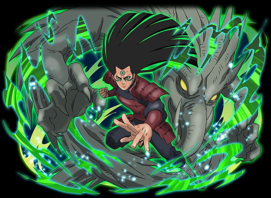 Hashirama died in his late 50s at least, his physical abilities are a result of being asura's reincarnation who also naturally died like any human, meaning hashi isn't immortal. Senju Hashirama | Naruto shippuden anime, Naruto shippuden ...
