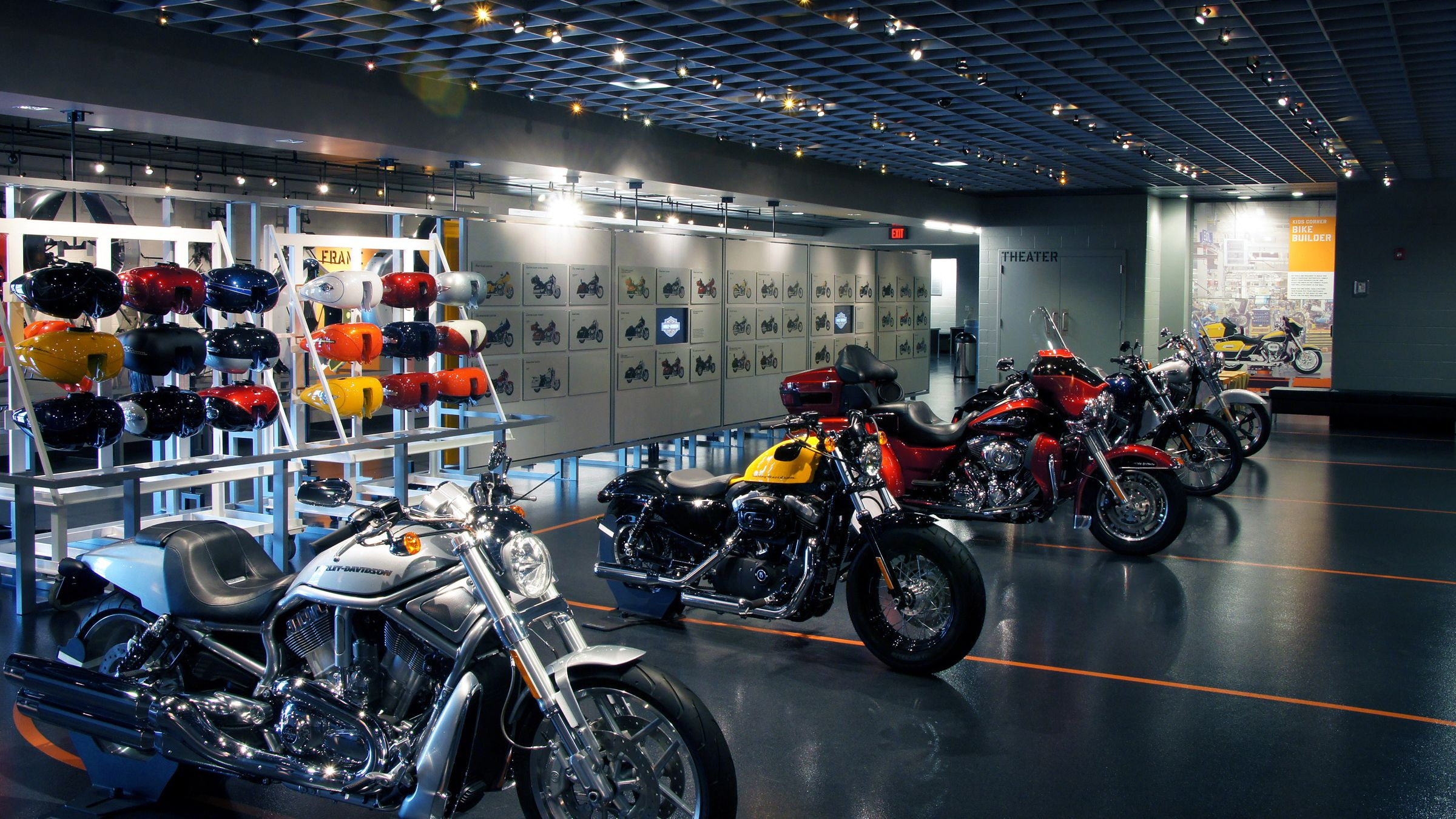 Harley closes one of its main factories what does it mean