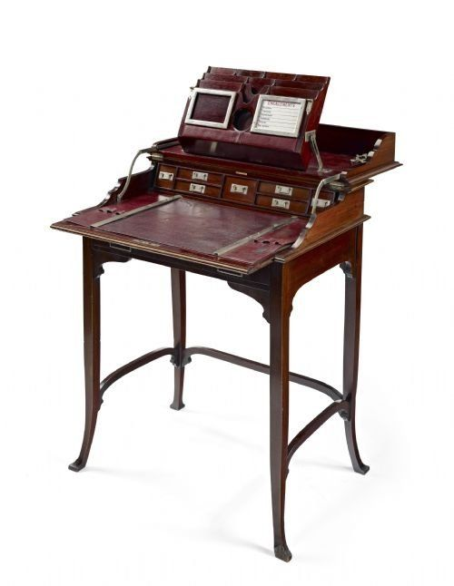 vintage campaign desk - Bing images - Vintage Campaign Desk - Bing Images Vintage Interiors/ Cool