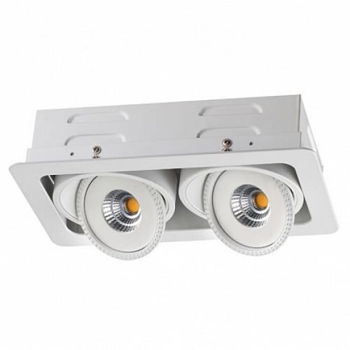 Встраиваемый светильник Novotech Gesso 357578 в интернет ...