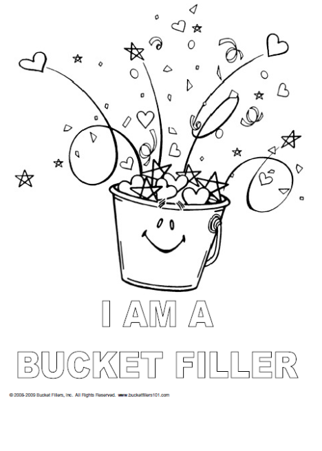 Have You Filled a Bucket Today Activities Recommends Have